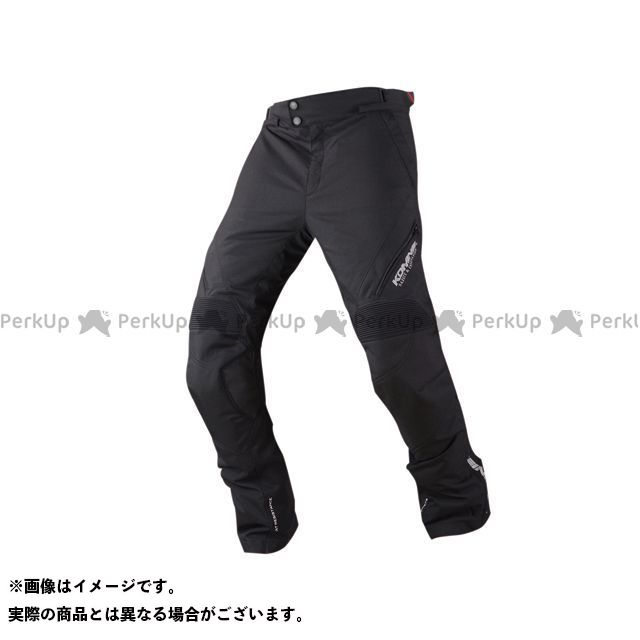 コミネ PK-920 プロテクトフルイヤーツーリングパンツ-サカノ カラー:ブラック サイズ:XL KOMINE