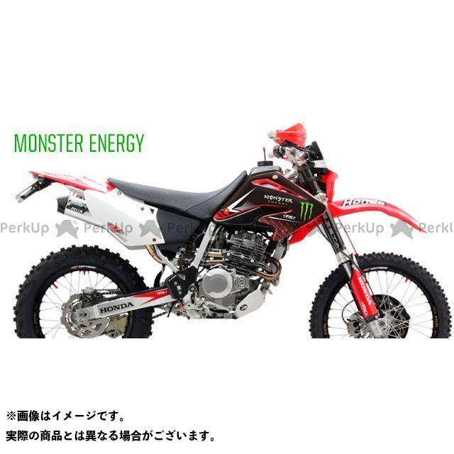 ファクトリーFX XR250 XR250モタード モンスターエナジー トレールモデル グラフィックデカール FACTORY EFFEX