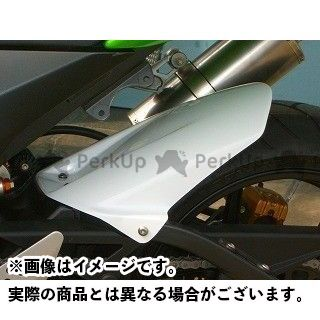 クレバーウルフ ニンジャZX-10R リヤフェンダー 材質:カーボン綾織 CLEVERWOLF