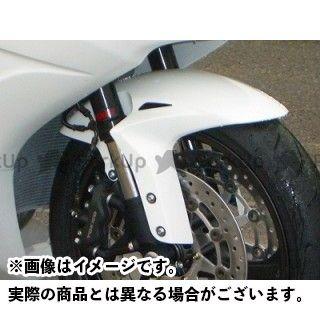 クレバーウルフ CBR1000RRファイヤーブレード CBR600RR フロントフェンダー ストリート用 カーボン平織 CLEVERWOLF