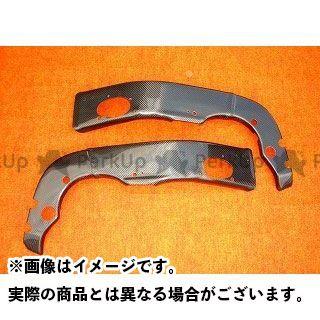 クレバーウルフ YZF-R1 カーボンフレームカバー 材質:カーボン綾織 CLEVERWOLF