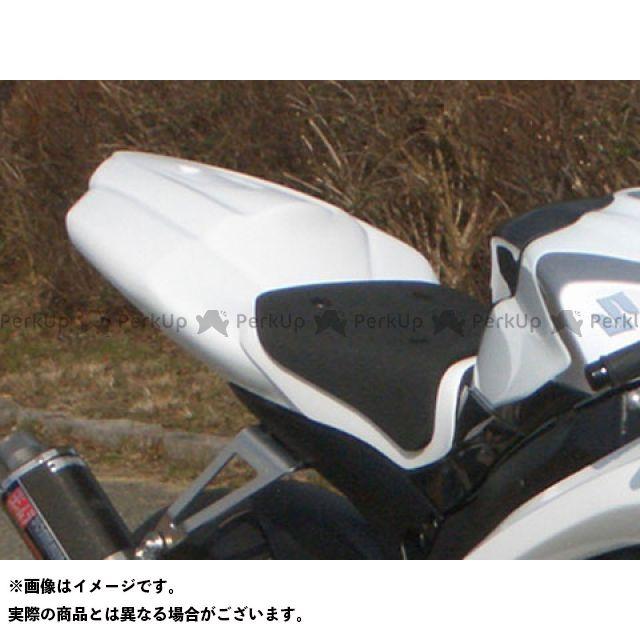 クレバーウルフ GSX-R600 GSX-R750 シートカウル(ラバー・ウラブタ付)  CLEVERWOLF