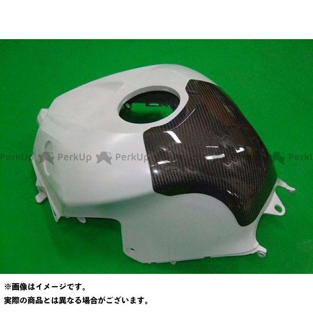 クレバーウルフ CBR600RR タンクプロテクター 材質:カーボン綾織 CLEVERWOLF