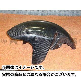 クレバーウルフ YZF750SP フロントフェンダー(カーボン平織)  CLEVERWOLF