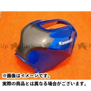 クレバーウルフ ニンジャZX-12R タンクプロテクター 材質:カーボン平織 CLEVERWOLF