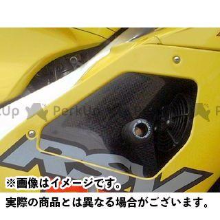 R&G RSV1000 RSV1000R クラッシュプロテクター(ブラック) アールアンドジー