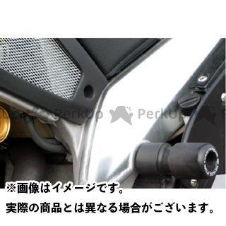 R&G RSV1000 RSV1000R トゥオーノ1000 クラッシュプロテクター(ブラック) アールアンドジー