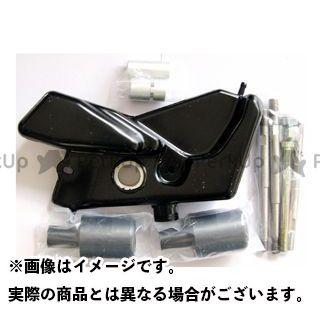 【無料雑誌付き】R&G ニンジャZX-9R クラッシュプロテクター カラー:ホワイト アールアンドジー