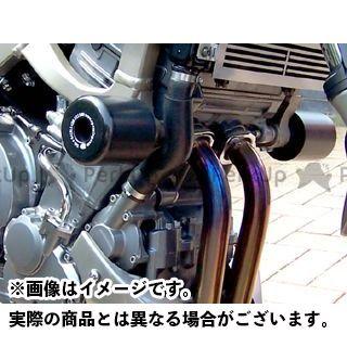 R&G TDM900 クラッシュプロテクター(ブラック) アールアンドジー