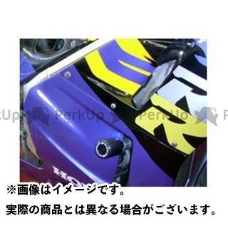 【エントリーで最大P21倍】R&G VFR400R クラッシュプロテクター カラー:ブラック アールアンドジー