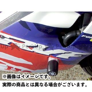 送料無料 R&G RVF400 スライダー類 クラッシュプロテクター ホワイト