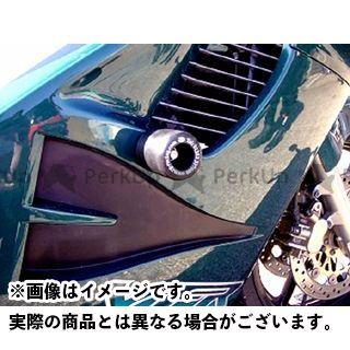 【エントリーで最大P23倍】R&G VFR750F インターセプター クラッシュプロテクター カラー:ホワイト アールアンドジー