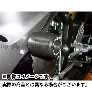 【エントリーで更にP5倍】R&G CBR1000RRファイヤーブレード クラッシュプロテクター カラー:ブラック アールアンドジー