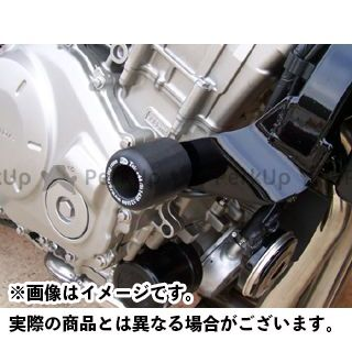 R&G CBF1000 クラッシュプロテクター(ブラック) アールアンドジー