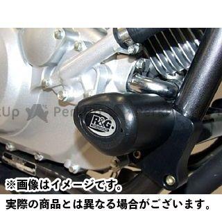 R&G バラデロ125 クラッシュプロテクター(ブラック) アールアンドジー