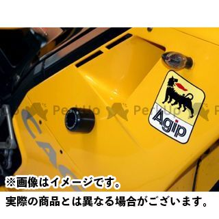 R&G ミト125 クラッシュプロテクター(ブラック) アールアンドジー