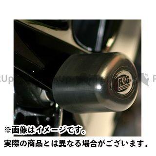 R&G CBR1000RRファイヤーブレード クラッシュプロテクター カラー:ブラック アールアンドジー
