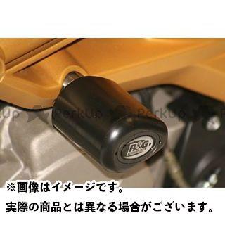 R&G ドルソデューロ750 シバー750 クラッシュプロテクター(ブラック) アールアンドジー