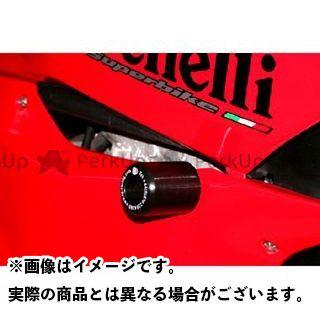 R&G トルネード900トレ クラッシュプロテクター(ブラック) アールアンドジー