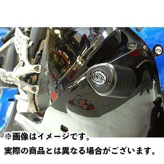 【エントリーで最大P21倍】R&G CBR600RR クラッシュプロテクター カラー:ブラック アールアンドジー