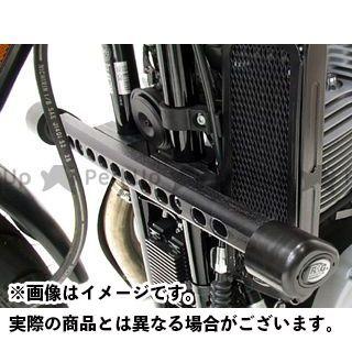 【無料雑誌付き】R&G スポーツスター XR1200 スポーツスター XR1200X エアロクラッシュプロテクター(ブラック) アールアンドジー