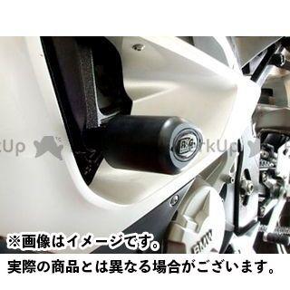 R&G S1000RR エアロクラッシュプロテクター カラー:ブラック アールアンドジー