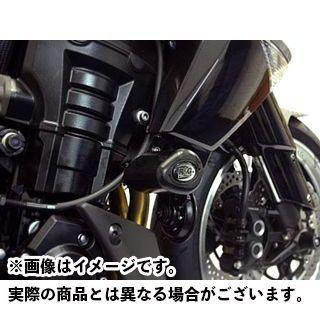 R&G Z1000 エアロクラッシュプロテクター(ブラック) アールアンドジー