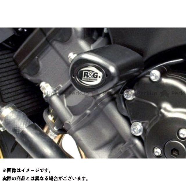 R&G フェザー8 FZ8 エアロクラッシュプロテクター(ブラック) アールアンドジー