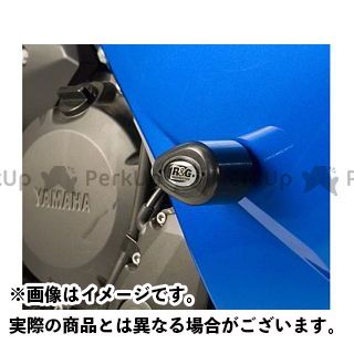 R&G XJ6ディバージョンF エアロクラッシュプロテクター(ブラック) アールアンドジー