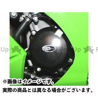【エントリーで最大P23倍】R&G ニンジャZX-10R エンジンケースカバー(ブラック/左側) アールアンドジー