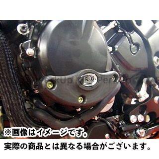 R&G GSR600 GSR750 エンジンケーススライダー(ブラック/左) アールアンドジー