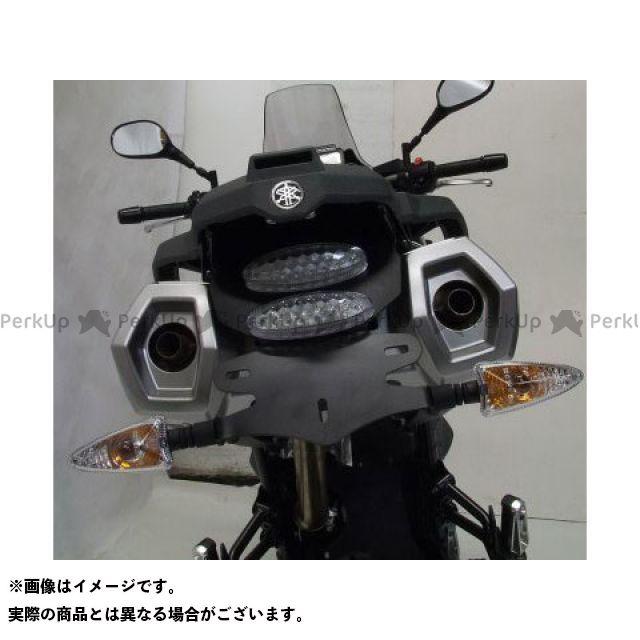 R&G XTZ660テネレ フェンダーレスキット(ブラック) アールアンドジー
