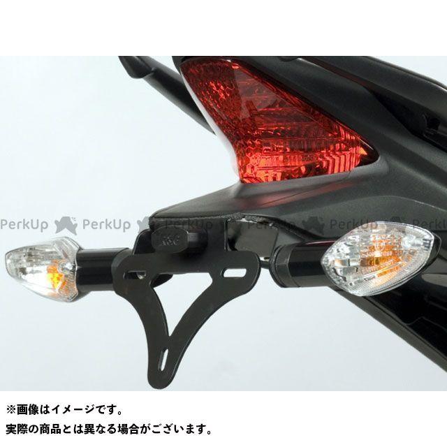 R&G CBR125R フェンダーレスキット(ブラック) アールアンドジー
