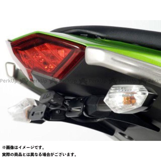 R&G ニンジャ1000・Z1000SX フェンダーレスキット(ブラック) アールアンドジー