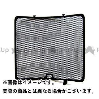 送料無料 R&G タイガー ラジエター関連パーツ ラジエーターガード(ブラック)