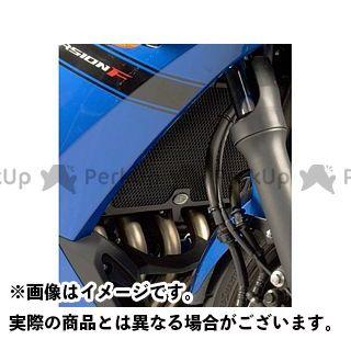 送料無料 R&G XJ6ディバージョン XJ6ディバージョンF XJ6N ラジエター関連パーツ ラジエターガード(ブラック)