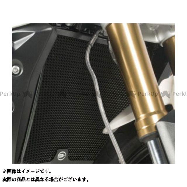 R&G GSR750 ラジエターガード(ブラック)  アールアンドジー
