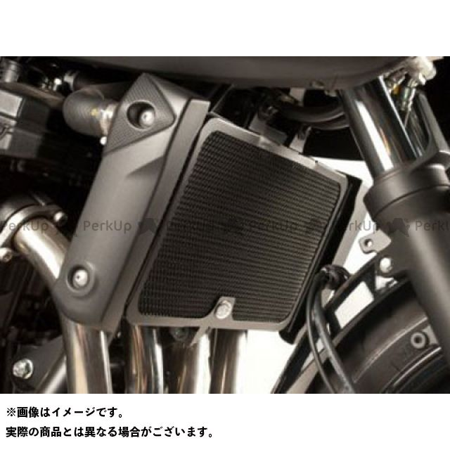 R&G バンディット650 ラジエターガード(ブラック) アールアンドジー