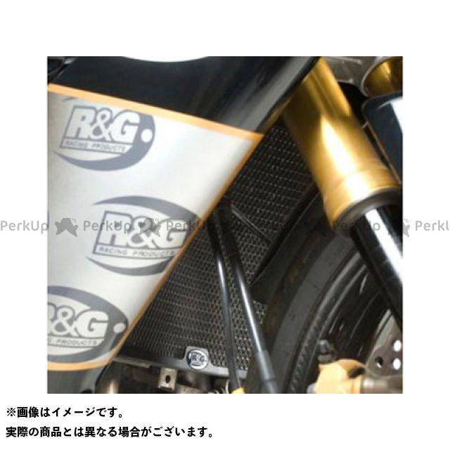 【エントリーで更にP5倍】R&G ニンジャZX-10R ラジエターガード(ブラック) アールアンドジー