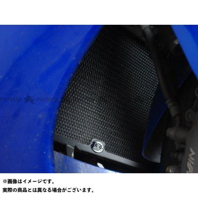 R&G CBR1100XXスーパーブラックバード ラジエターガード(ブラック) アールアンドジー