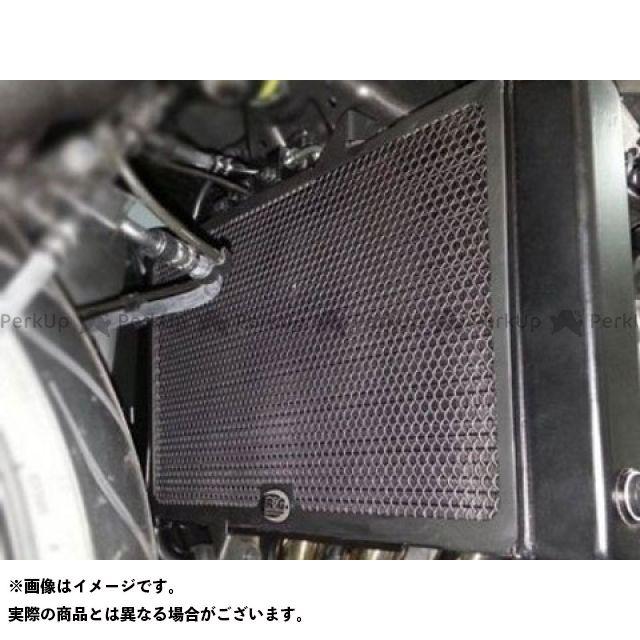 R&G CB650F CBR650F ラジエターガード(ブラック) アールアンドジー