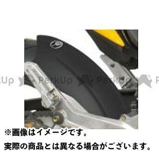 R&G CBR600F ホーネット600 リアフェンダー(ブラック) アールアンドジー