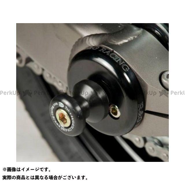 R&G ニンジャ1000・Z1000SX Z1000 スピンドルスライダー(ブラック) アールアンドジー