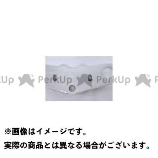 アントライオン XJR1200 XJR1300 トップブリッジ(ミルタイプ) カラー:シルバー ant lion
