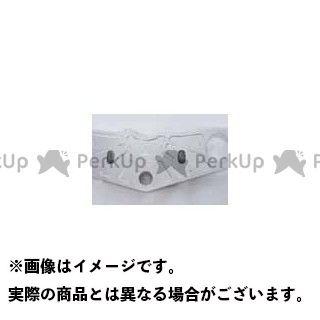 アントライオン ZZR1100 トップブリッジ(ナスカタイプ) カラー:シルバー ant lion