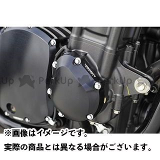 ヤマモトレーシング CB1300スーパーフォア(CB1300SF) CB1300SF SPEC-A ライトエンジンカバー カラー:ブラック YAMAMOTO RACING