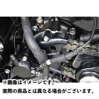 ヤマモトレーシング CB1300スーパーフォア(CB1300SF) CB1300SF SPEC-A スプロケットカバー カラー:ブラック YAMAMOTO RACING
