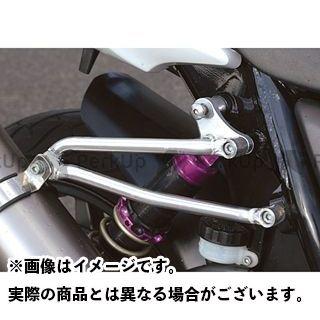 ヤマモトレーシング CB1300スーパーフォア(CB1300SF) CB1300SF SPEC-A チタン4-1 ダウン用サイレンサーステー
