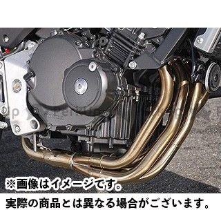 ヤマモトレーシング ホーネット HORNET250 SPEC-A ステンレス4-1/エキゾーストASSY 仕様:触媒無し YAMAMOTO RACING