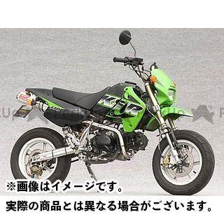 ヤマモトレーシング KSR110 KSR110 RS4-C TYPE-D チタン JMCA YAMAMOTO RACING